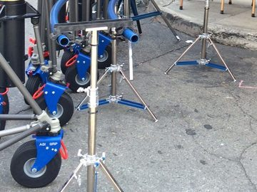 Rent: Dana Dolly Curved Track