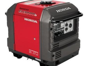 Rent: Honda EU 3000 Generator