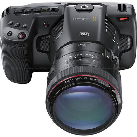 Blackmagic 6K Pocket Camera with 18-35mm Sigma Lens + MORE