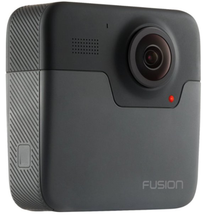 GoPro Fusion 360/VR Camera