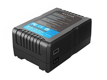Rent: V-Mount Battery for Sony & Other Cameras: 12000mAh/14.8V