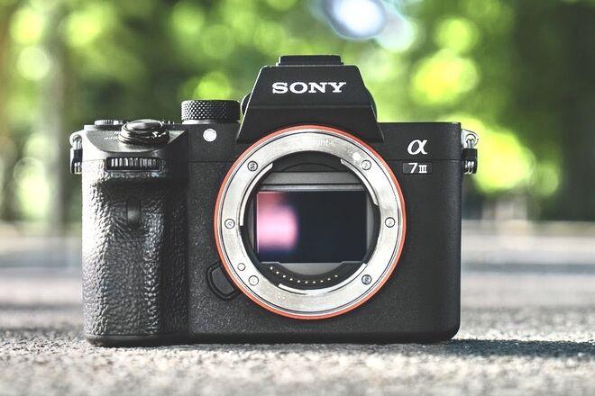 Sony a7 III Full-Frame Mirrorless Camera (a7iii body)