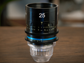 Rent: Celere 25mm T1.5