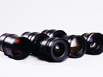 Rent: Rokinon Lens Set