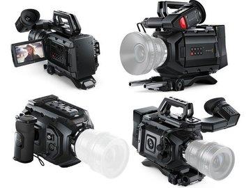 Rent: Ursa Mini 4.6K EF - Production Kit