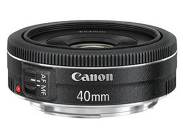 Rent: CANON 40MM STM F2.8