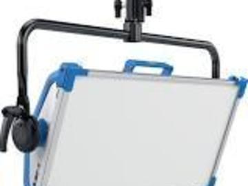 Rent: Arri Skypanel S60C and Mole 5K LED