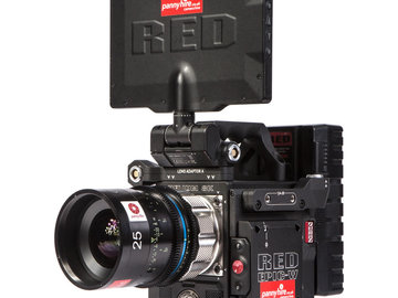 "Rent: RED EPIC-W HELIUM 8K + 7"" RED TOUCH + FULL KIT + 2 x 512GB"