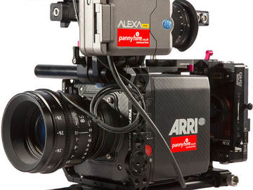 Rent: ARRI ALEXA MINI + 4:3 + TILTA RIG + EVF + STARLITE HD5 LCD