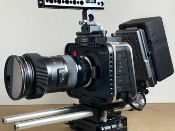 Rent: Blackmagic Cinema Camera 2.5k PACKAGE - MFT Mount