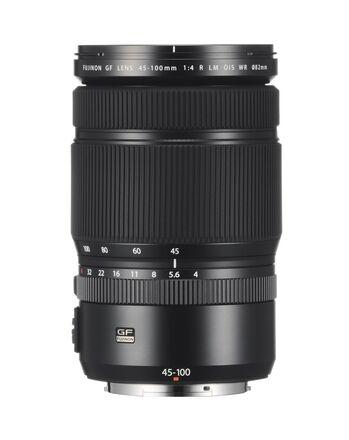 Fuji GF 45-100 F4 Lens