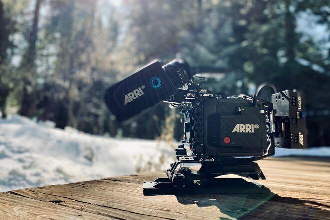 Alexa Mini LF Ready to shoot Vmount + 4tb Codex Drive + more