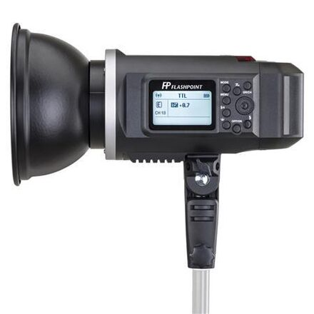 Flashpoint XPLOR 600 HSS with TTL with Remote
