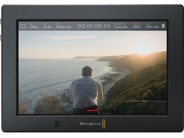 Rent: Blackmagic Video Assist 4K (Package)