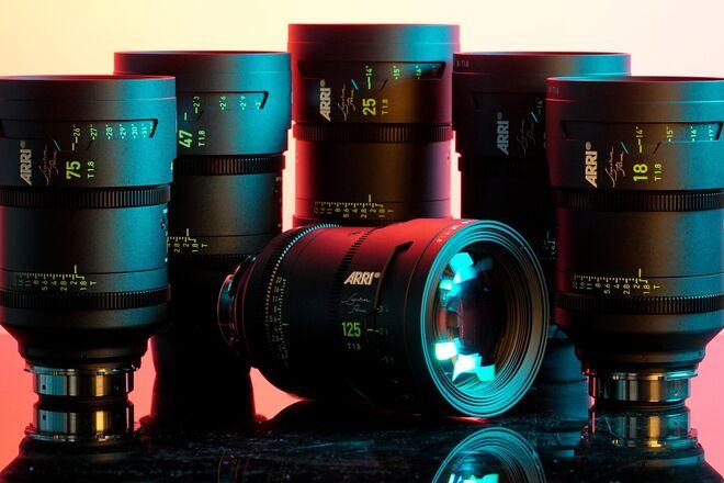 Arri Signature Primes - 6 Lens Set