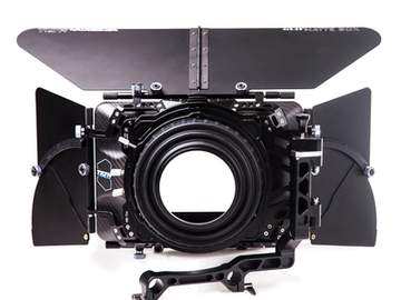 Rent: 4X5.65 Carbon Fiber Matte Box