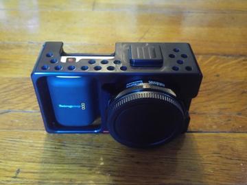 Rent: Pocket Cinema Camera w/ Metabones EF