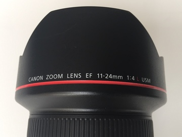 Rent: Canon 11-24mm F/4 Wide Angle