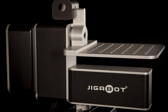 Jigabot 5m motion control