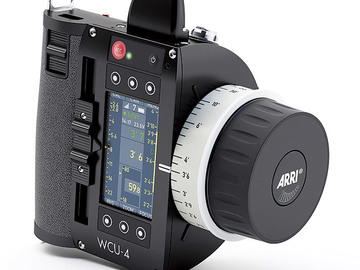 Rent: WCU-4 Wireless Focus - 2 motors - Small HD 702 Bright!
