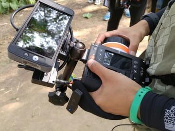 Rent: WCU-4 Wireless Focus - 2 motors - Small HD 702 Bright!
