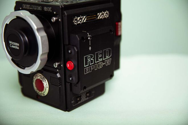 RED DSMC2 (Epic-W) Helium 8k Cinema Camera Body