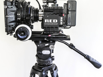 Rent: Red Epic Dragon Camera - Locked and Loaded!