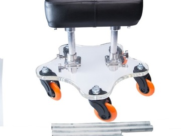 Wilson's Scooter/Butt Dolly for Handheld