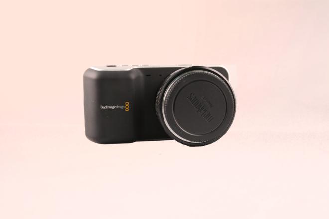 Blackmagic Pocket Cinema Camera (1080p)