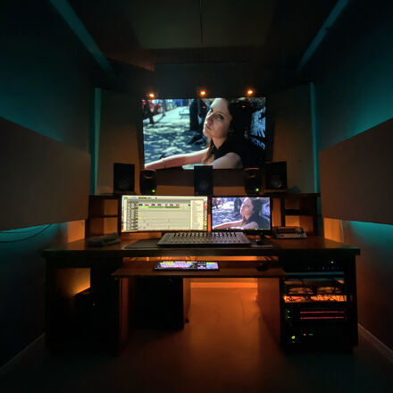 Editing/Color Room