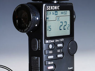 Rent: Sekonic L-508