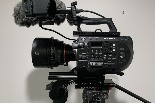 Sony PXW-FS7 M2 XDCAM Super 35 Camera full package