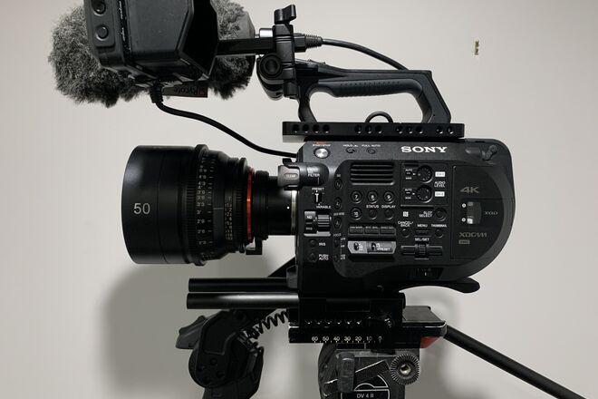 Sony PXW-FS7M2 XDCAM Super 35 Camera full package