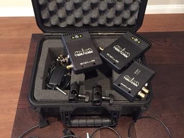 Rent: Teradek Bolt Pro 300 wireless video transmitter