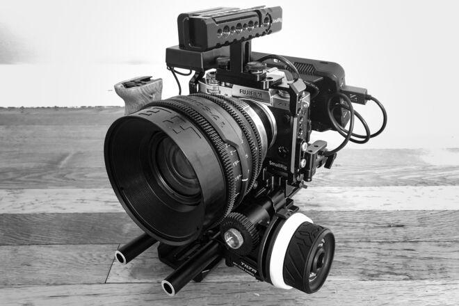 Fuji X-T3 Cine Kit