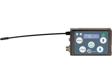 Rent: Lectrosonics SSM Wireless Miniature Transmitter w/ cos11D
