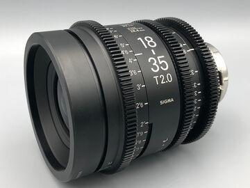 Rent: Sigma CINE Zoom T2 18-35MM for PL, EF or Sony Mount