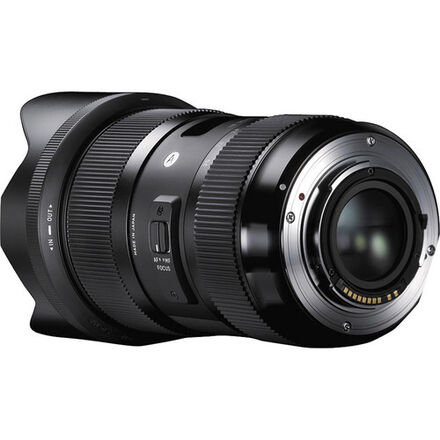 Sigma 18-35mm f/1.8 for Canon