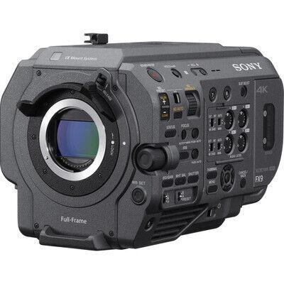 Sony FX9 Full Frame Camera