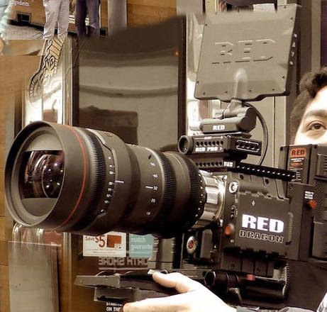 Red Epic Dragon 6K with Accessories