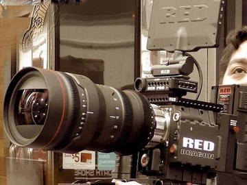 Rent: Red Epic Dragon 6K with Accessories
