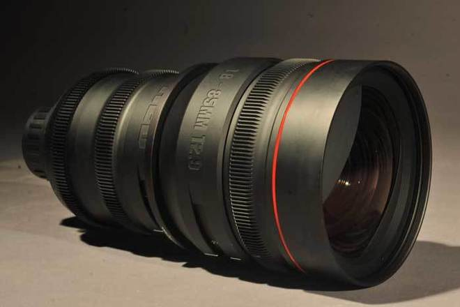 Red Pro Zoom Lens 18-85mm T2.9