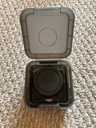Metabones EF Lens to 4/3rds sensor mount adaptor
