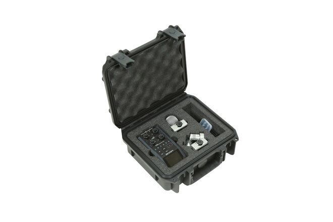 Zoom H6 Recorder w/ Interchangeable Mic System & Case