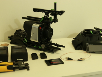 Rent: Blackmagic Production Camera kit