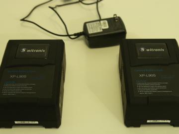 Rent: Switronix XP-L90S V-Mount Batteries