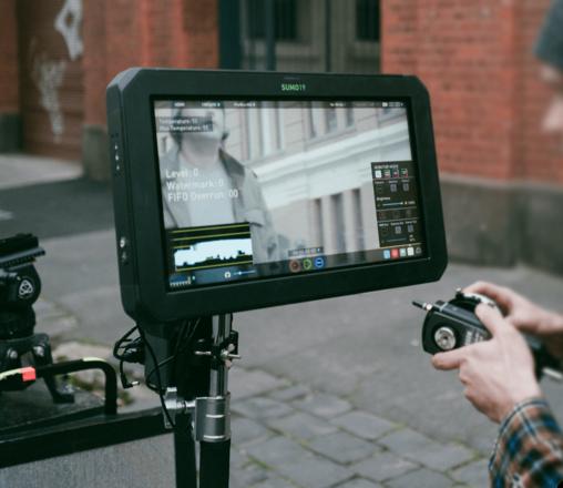 Wireless Video Village for 3 Cameras / Multicam