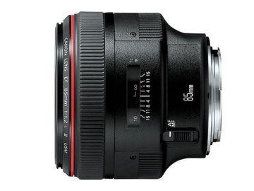 Rent: Canon EF 85mm f/1.2 L II USM Len