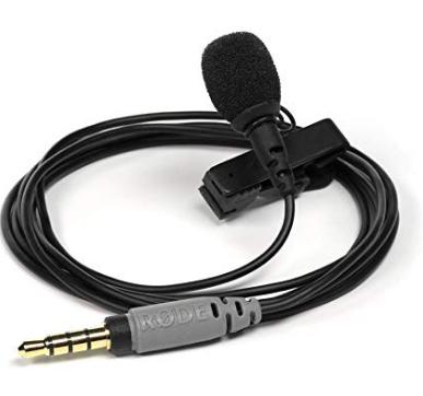 Lavalier Mic & Pocket Recorder (Interview Kit)