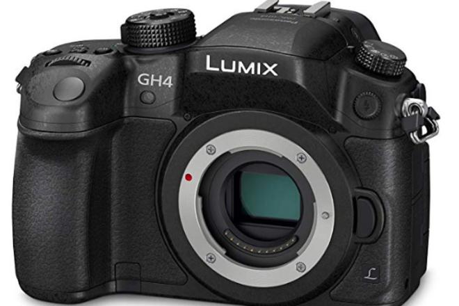 Panasonic Lumix DMC-GH4 Digital Camera w/ 14mm Lens